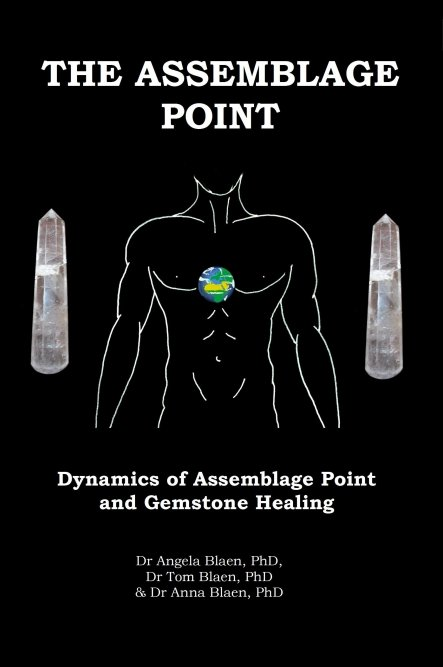 book cover - 'sparkling energy medicine'
