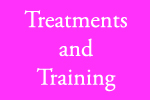 Treatments and Training