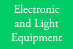 Electronic & Light Equipment